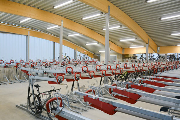 Perierga.gr-Ξενοδοχείο για ποδήλατα στη Νορβηγία