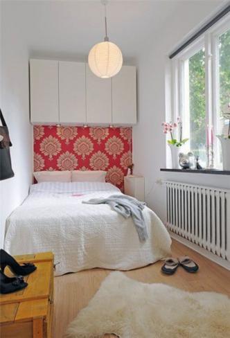 perierga.gr - Έξυπνες ιδέες διακόσμησης μικρών υπνοδωματίων!