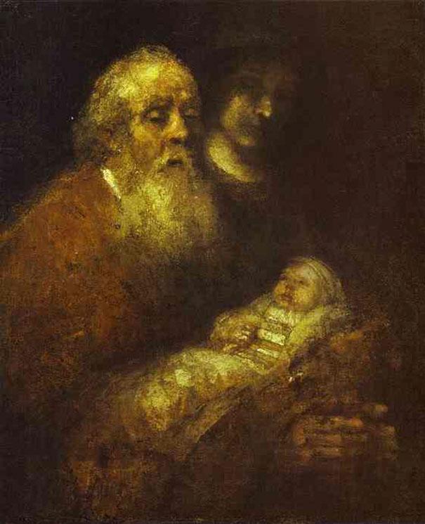 perierga.gr - Τα τελευταία έργα διάσημων ζωγράφων