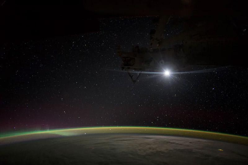 perierga.gr - Οι καλύτερες διαστημικές φωτογραφίες της Γης από το 2016