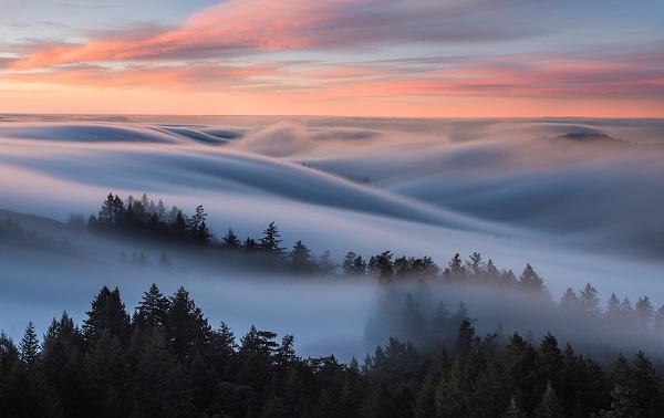 perierga.gr - Φωτογραφίζοντας την ομίχλη στο Σαν Φρανσίσκο χωρίς Photoshop