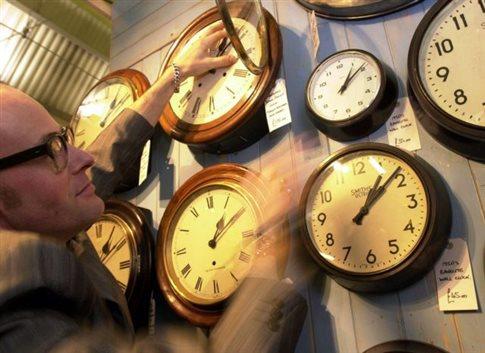 perierga.gr - Η Πρωτοχρονιά θα καθυστερήσει ένα δευτερόλεπτο!