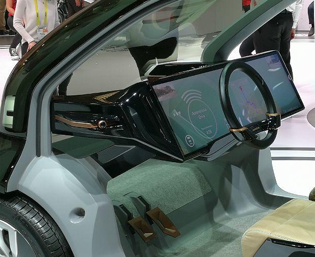 perierga.gr - Έτσι θα είναι σε μερικά χρόνια το εσωτερικό των αυτοκινήτων!