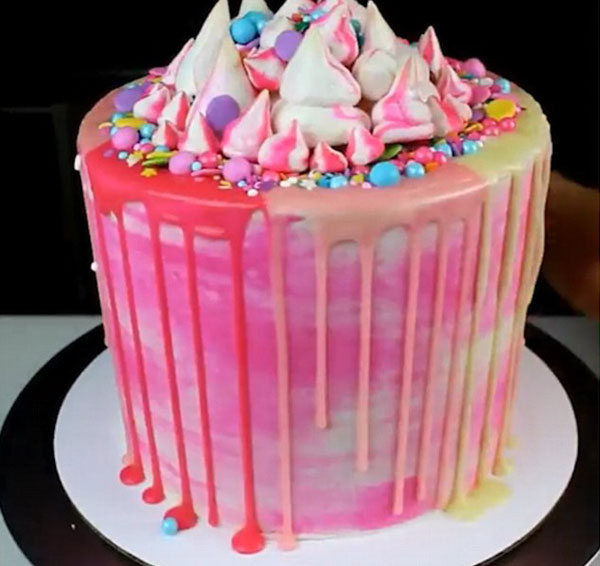 perierga.gr - Εντυπωσιακή τέχνη σε... τούρτες!