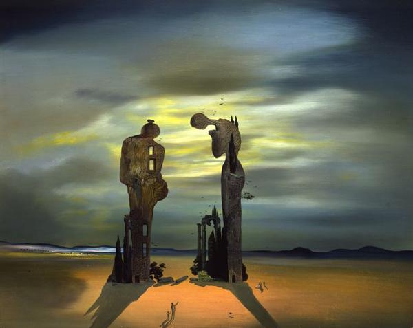 Perierga.gr-Δημοφιλής πίνακας του Dali σε ένα βίντεο 360 μοιρών