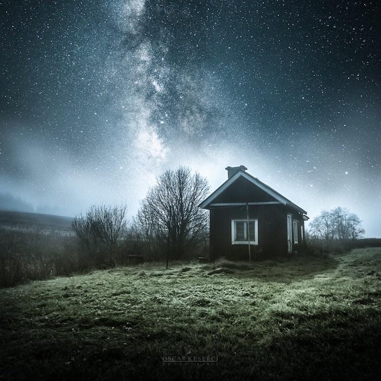 perierga.gr - Ο έναστρος ουρανός στο φακό του φωτογράφου!