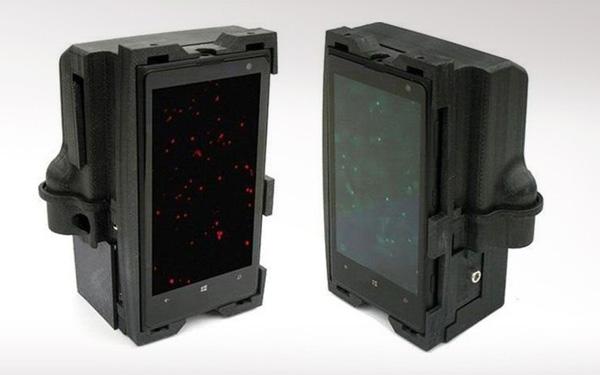 Perierga.gr-Τώρα το κινητό θα αναλύει και το DNA