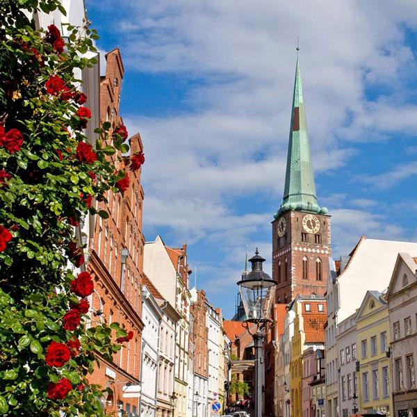 perierga.gr - Lubeck: Πανέμορφη πόλη, Μνημείο Παγκόσμιας Κληρονομιάς!