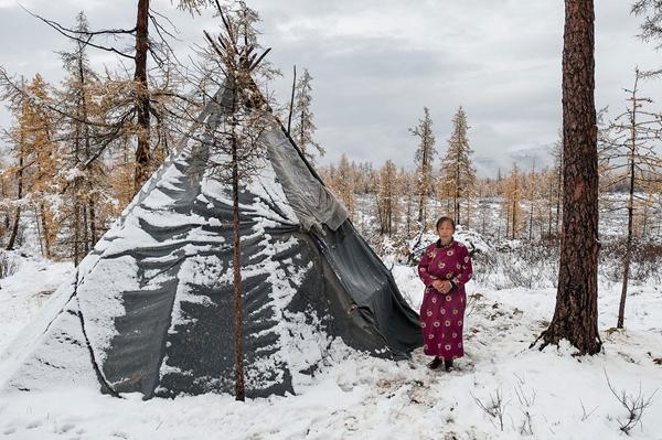 Perierga.gr-Εκπληκτικές φωτογραφίες από τους Νομάδες της Μογγολίας