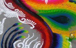 perierga.gr - Εντυπωσιακή τέχνη με πολύχρωμη άμμο!