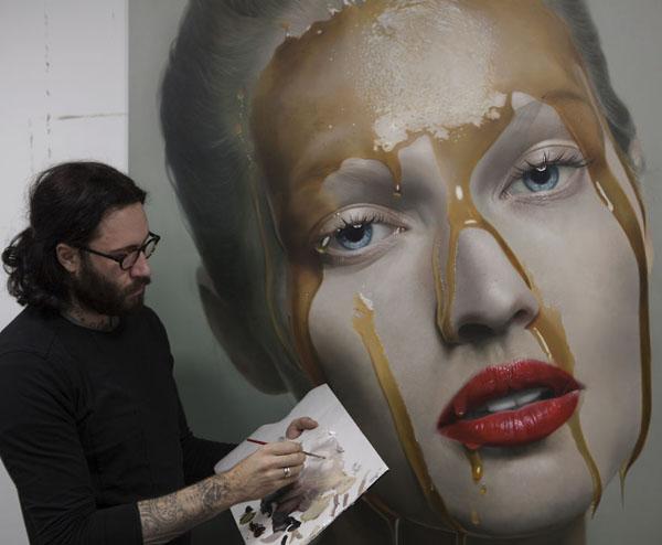 Perierga.gr-Απίθανα ρεαλιστικά πορτρέτα μοιάζουν με φωτογραφίες