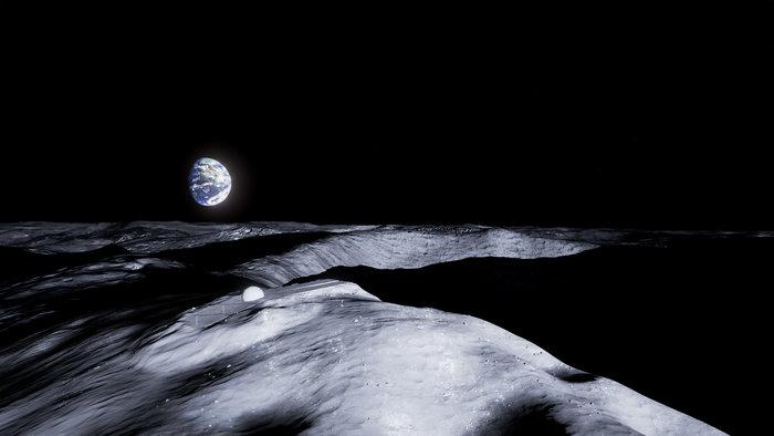 perierga.gr - Σπίτι στη Σελήνη!