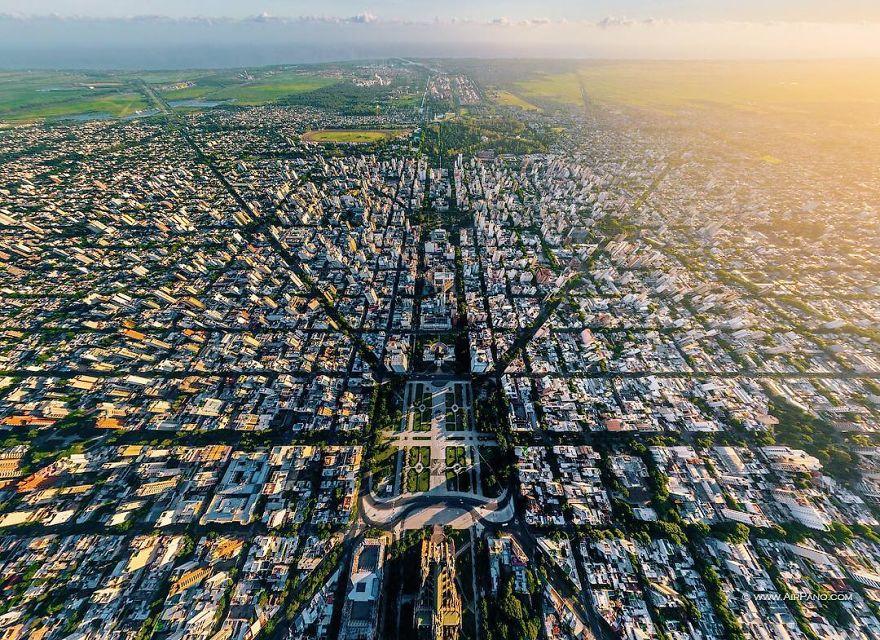 perierga.gr - Εικόνες πόλεων από ψηλά που δεν έχετε ξαναδεί!