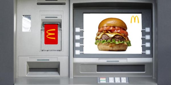 Perierga.gr-Το πρώτο ATM για...μπέργκερ είναι γεγονός