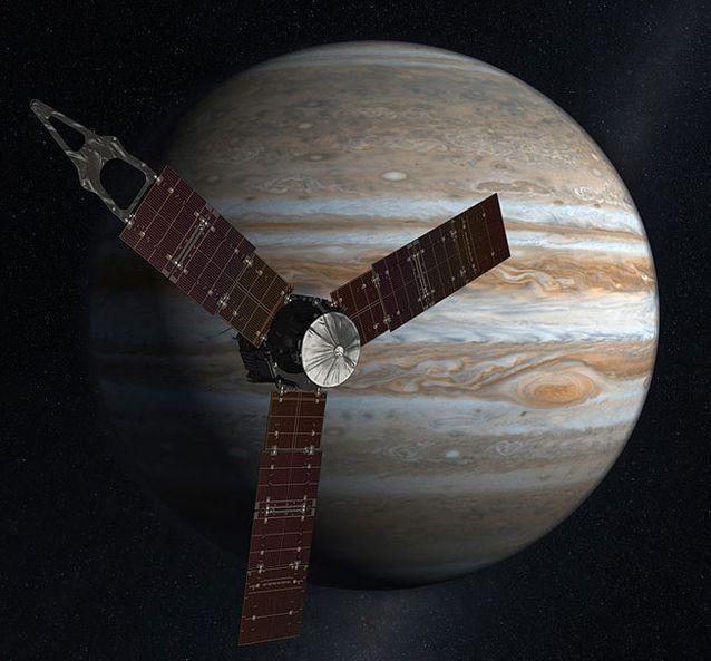 perierga.gr - Κοντινές εικόνες του Δία από τη NASA!