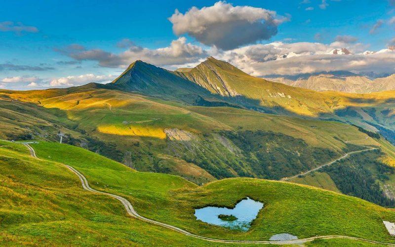 perierga.gr - Mέρη στον κόσμο σε σχήμα καρδιάς!