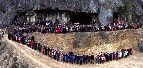 perierga.gr - Οικογενειακή φωτογραφία με 500 άτομα!