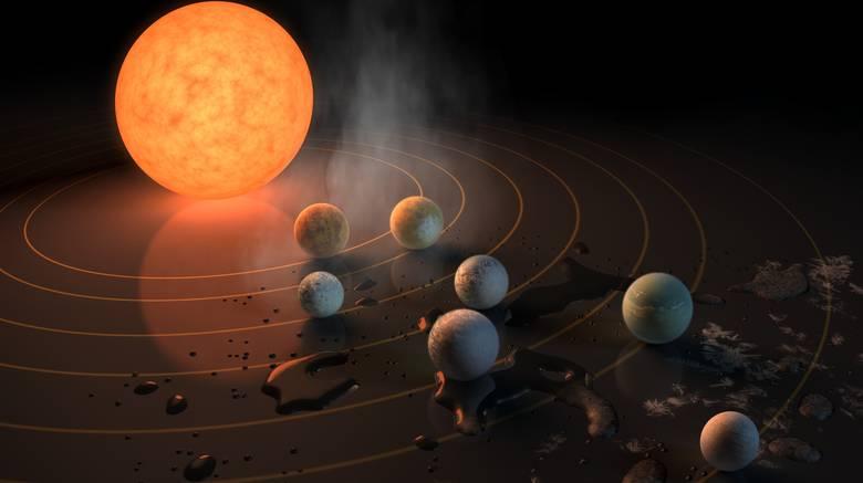 perierga.gr - 7 πλανήτες σαν τη γη ανακάλυψε η NASA!