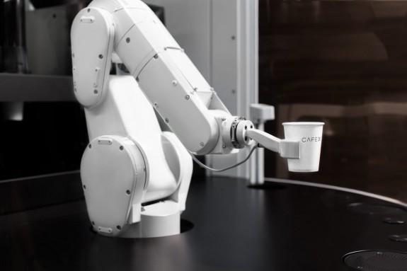 perierga.gr - Ρομποτικό cafe αλλάζει τα δεδομένα στο σερβίρισμα!