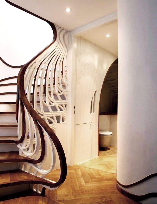 perierga.gr - Μοντέρνες σκάλες αλλάζουν την εμφάνιση των κτηρίων