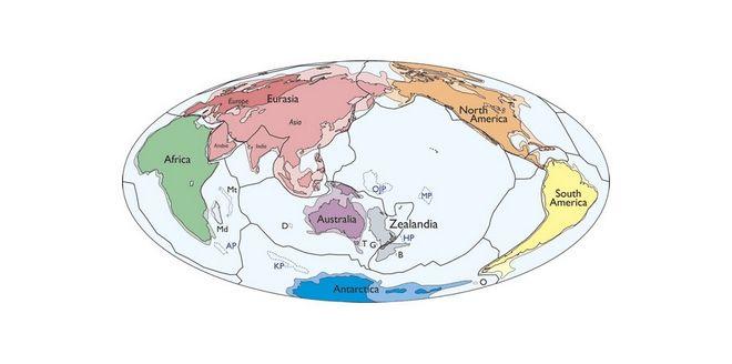 perierga.gr - Υπάρχει και έβδομη ήπειρος και λέγεται Zealandia!