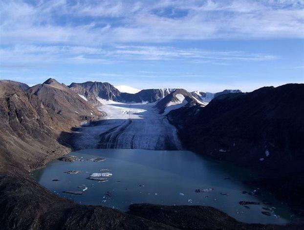 perierga.gr - Εξαφανίζεται το τελευταίο απομεινάρι της Εποχής των Παγετών