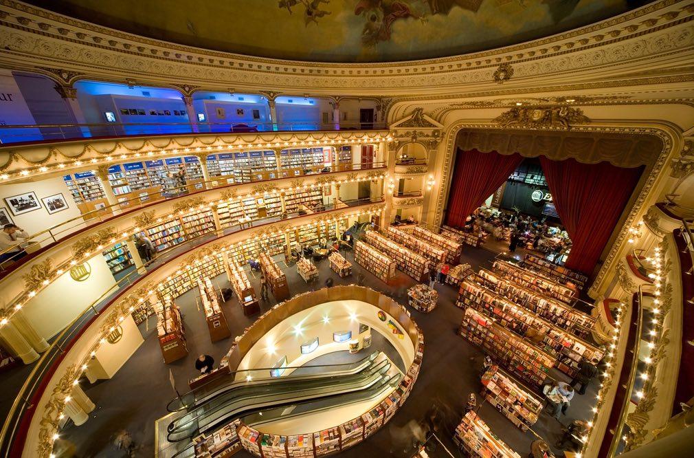 perierga.gr - 12 υπέροχα βιβλιοπωλεία στον κόσμο!