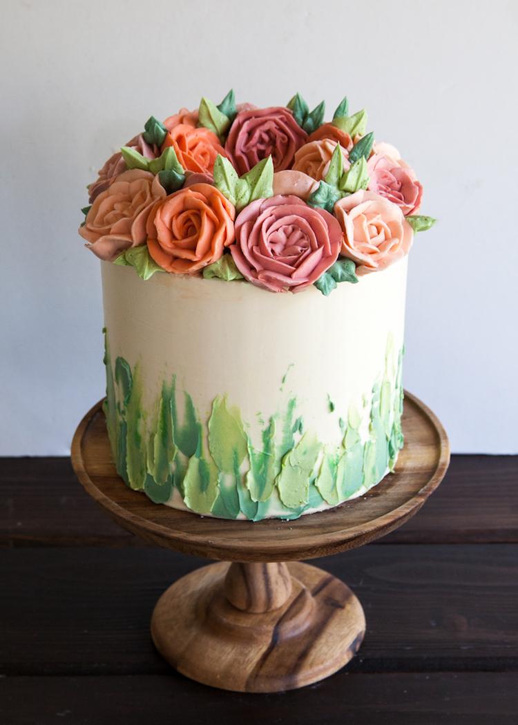 "perierga.gr - ""Ανθισμένες"" τούρτες καλωσορίζουν την άνοιξη!"