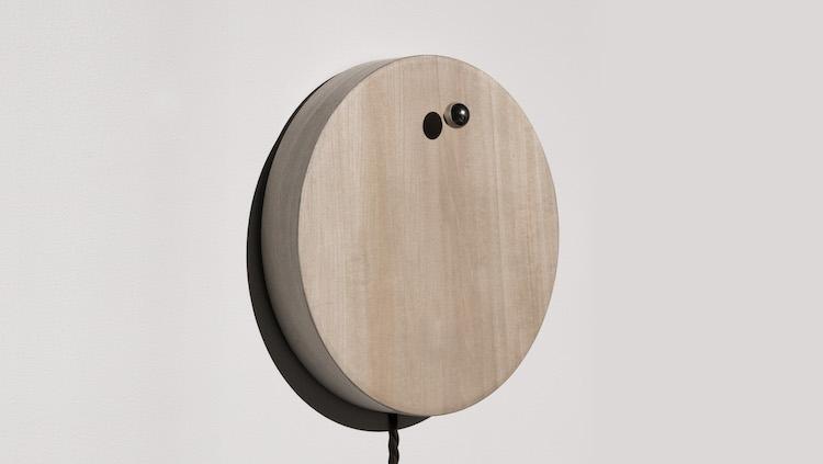 perierga.gr - Μινιμαλιστικό ρολόι λέει την ώρα με σφαίρα που αιωρείται