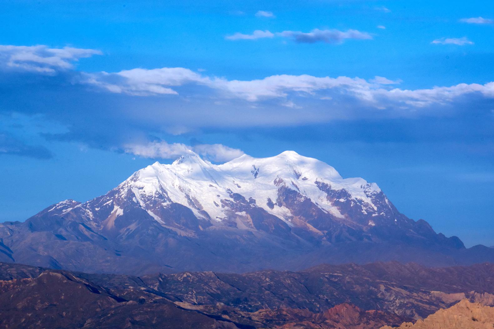 perierga.gr - Γιατί οι επιστήμονες θα μεταφέρουν πάγο από βουνό της Βολιβίας στην Ανταρκτική;