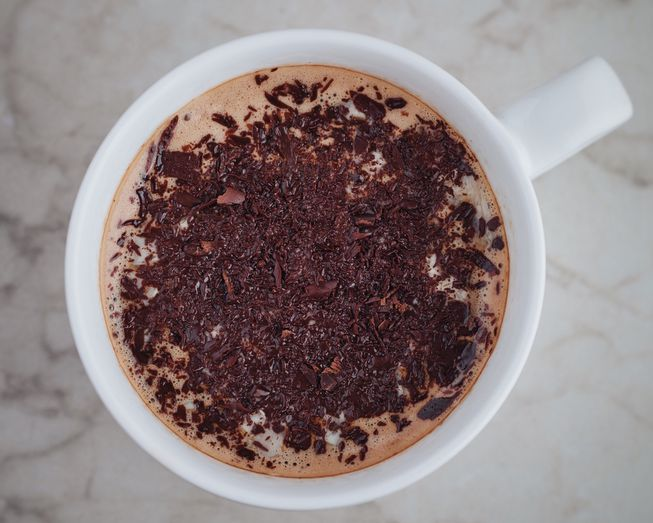 perierga.gr - Συνδυασμός καφέ και κακάου βελτιώνουν τη συγκέντρωση!