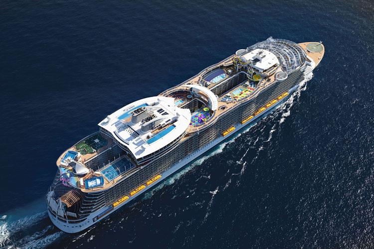perierga.gr - Το μεγαλύτερο κρουαζιερόπλοιο στον κόσμο!