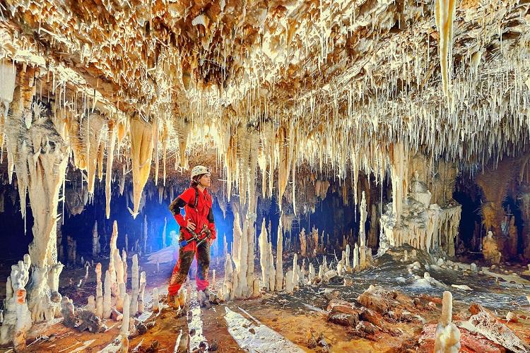 perierga.gr - Οι πανέμορφες σπηλιές Terra Ronca στη Βραζιλία
