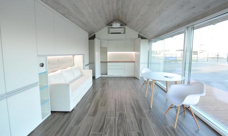 perierga.gr - Το πρώτο αυτόνομο 3D σπίτι προσαρμόζεται σε κάθε ανάγκη!