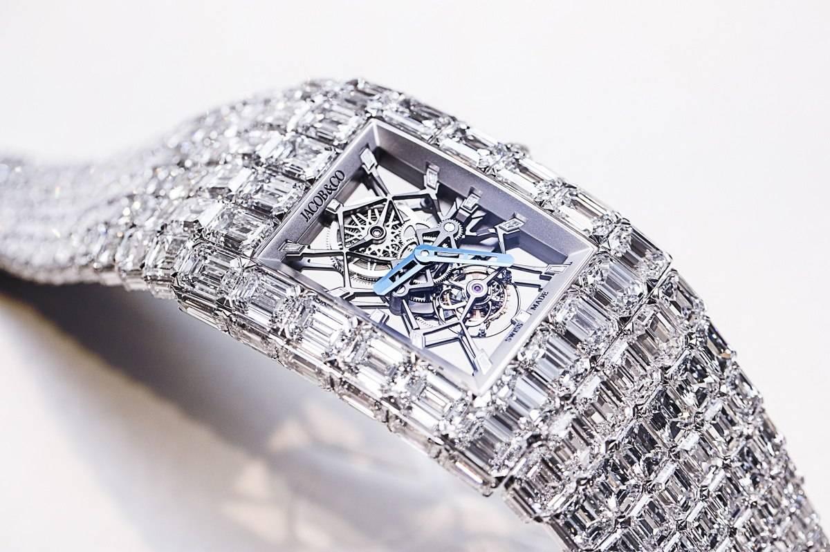 perierga.gr - Το ακριβότερο ρολόι στον κόσμο κοστίζει όσο 90 Ferrari!