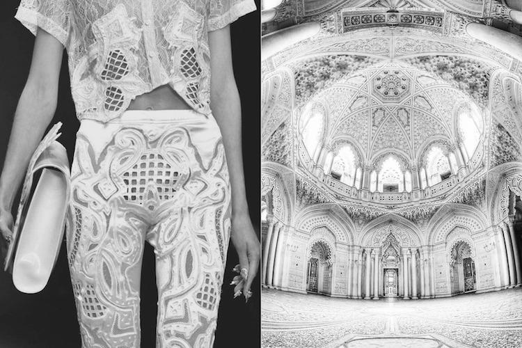 perierga.gr - Η μόδα εμπνέεται από την αρχιτεκτονική!