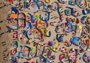 Διαχωριστικό χώρου - Μια παράξενη συνήθεια στις παραλίες της Πολωνίας!