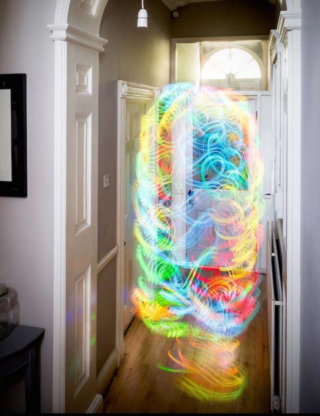 Τα κύματα του Wi-Fi κυκλοφορούν γέρω μας σαν... φαντάσματα