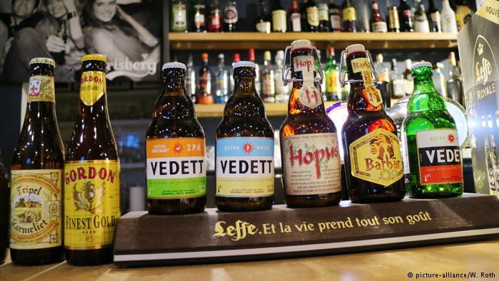 perierga.gr - Η βελγική μπύρα στη λίστα της UNESCO!