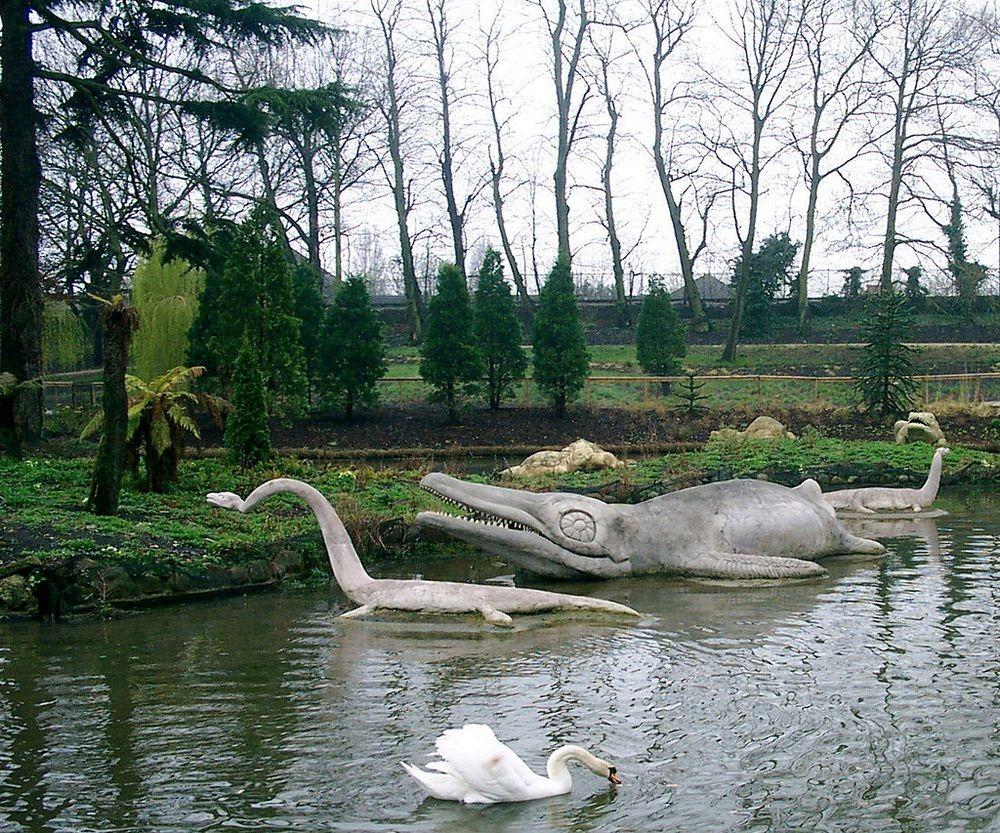 perierga.gr - Οι παράξενοι βρετανικοί δεινόσαυροι της βικτοριανής εποχής