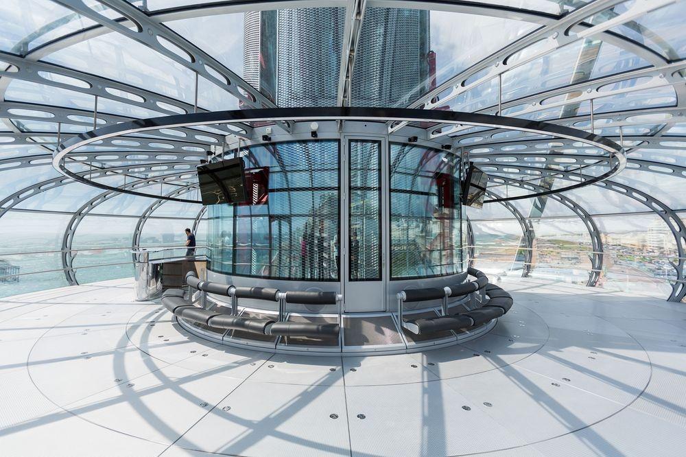 perierga.gr - Ο πιο λεπτός πύργος παρατήρησης στον κόσμο!