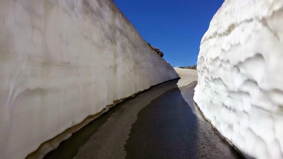 perierga.gr - Ο Ψηλορείτης θυμίζει... Ανταρκτική!