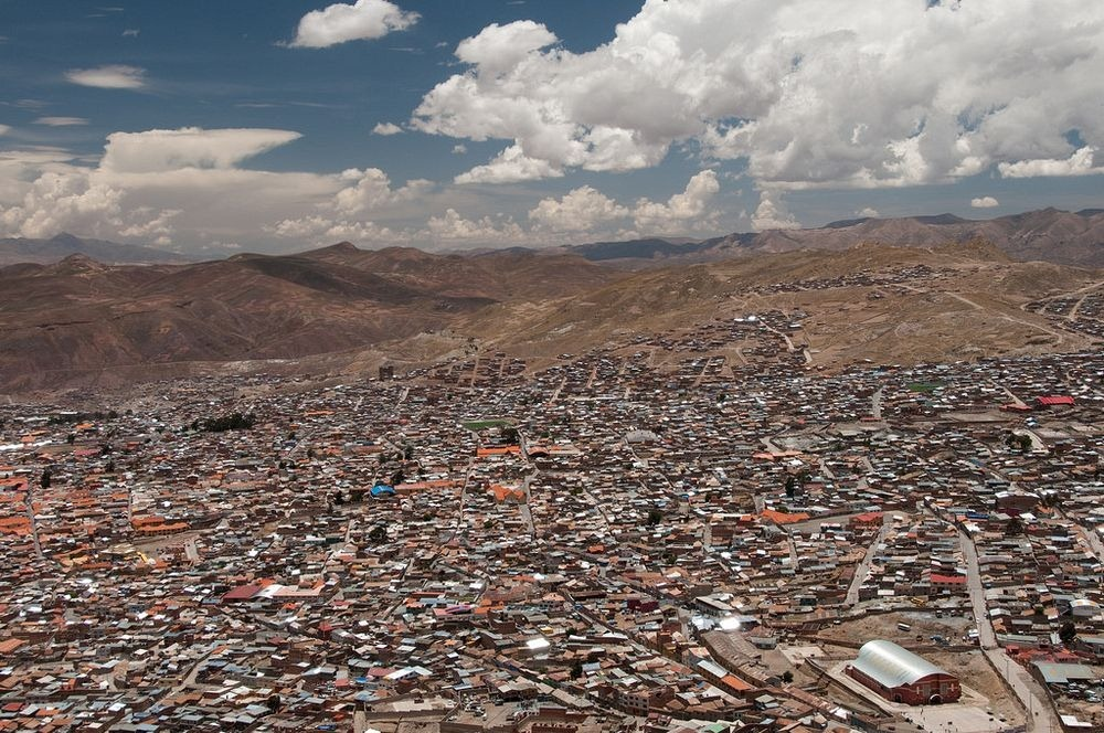 "perierga.gr - Cerro Rico: Το βουνό που ""τρώει"" τους άντρες!"