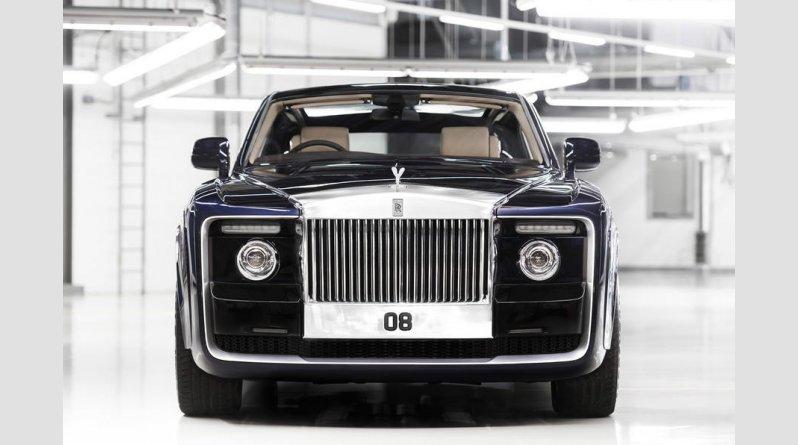 perierga.gr - Το ακριβότερο αυτοκίνητο κοστίζει 10 εκατ. ευρώ!