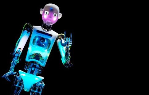 perierga.gr - Συναισθηματικό ρομπότ χαίρεται και λυπάται!