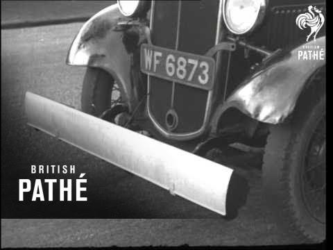 """perierga.gr - H απίθανη """"σέσουλα ασφαλείας"""" στα αυτοκίνητα του 1930!"""