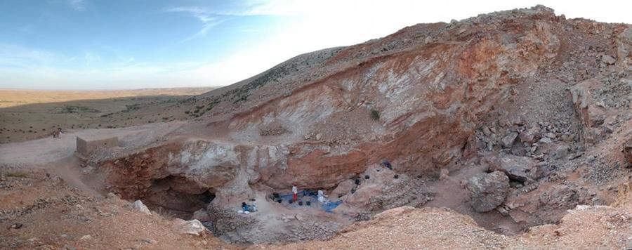 perierga.gr - Tα αρχαιότερα απολιθώματα του Homo sapiens στο Μαρόκο!