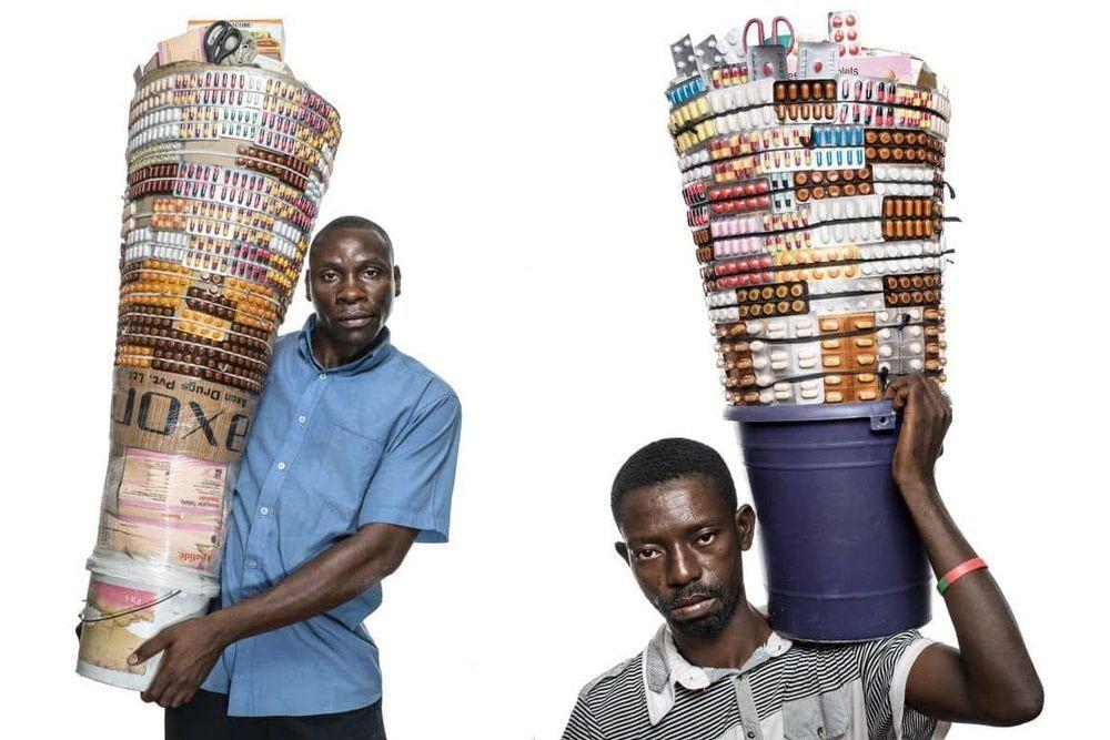 perierga.gr - Φαρμακεία του δρόμου στην Αϊτή!