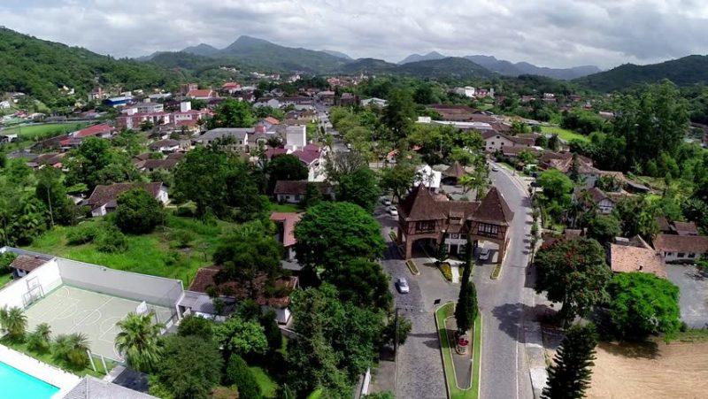 perierga.gr - Pomerode: Η πιο γερμανική πόλη στη Βραζιλία