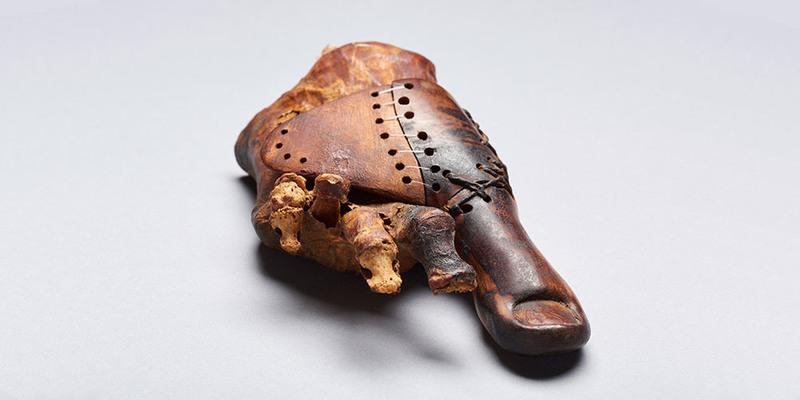 perierga.gr - Βρέθηκε προσθετικό μέλος... 3.000 ετών!
